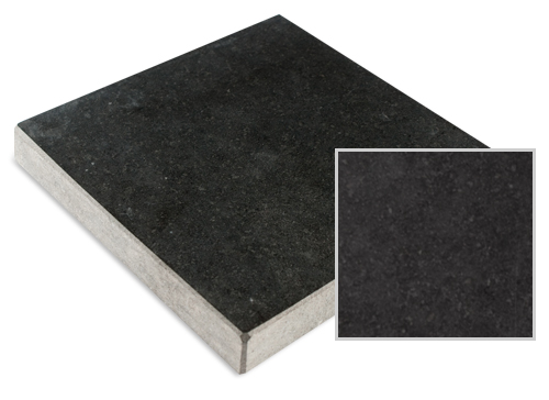 Zimbabwe Graite honed finish for fireplace hearths